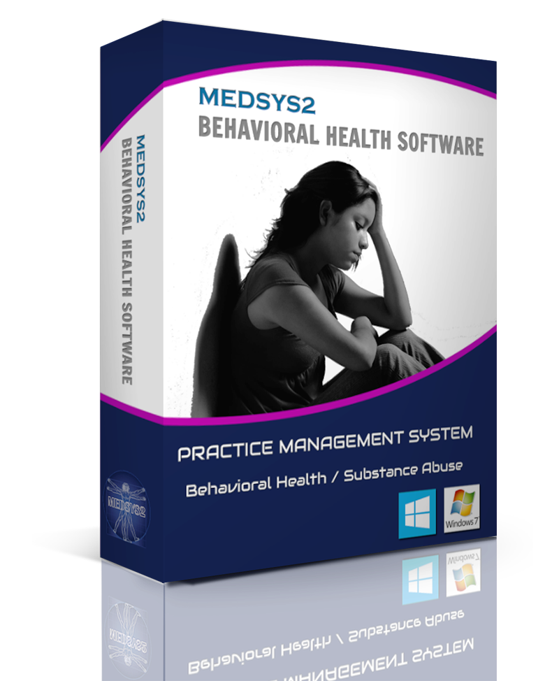 Image of the MEDSYS2 Substance Abuse Software
